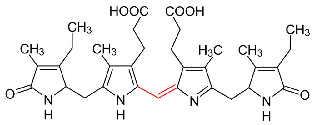 Билирубин формула